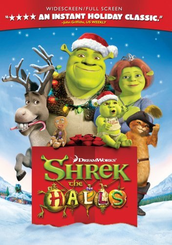 Shrek The Halls Shrek The Halls Ws Fs Nr