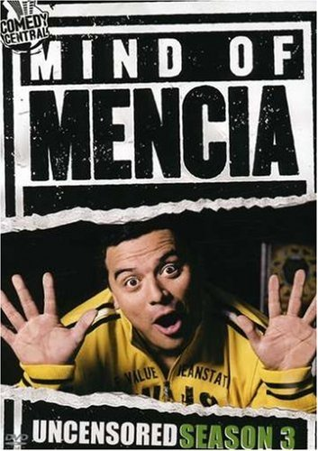 Mind Of Mencia Uncensored Mind Of Mencia Uncensored Se Nr 2 DVD