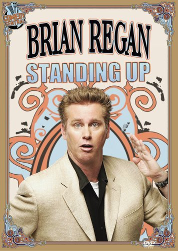 Brian Regan Standing Up Nr
