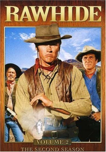 Rawhide Rawhide Second Season Volume Rawhide Second Season Volume