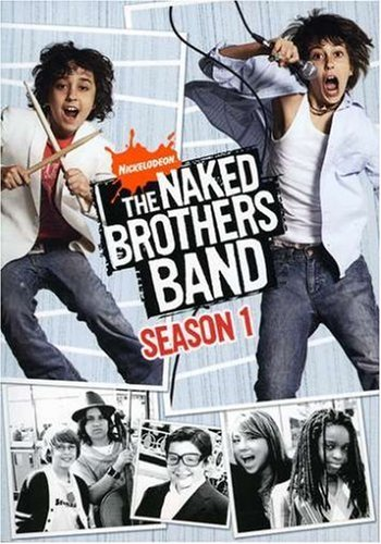 Naked Brothers Band Season 1 Naked Brothers Band Nr 2 DVD