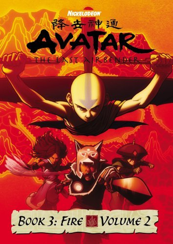 Avatar The Last Airbender Vol. 2 Book 3 Fire Nr