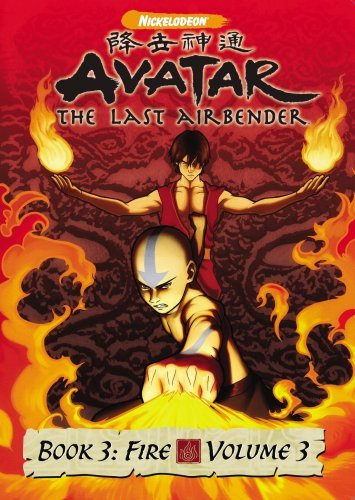 Vol. 3 Book 3 Fire Avatar The Last Airbender Nr