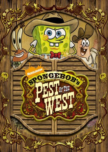 Pest Of The West Spongebob Squarepants Nr