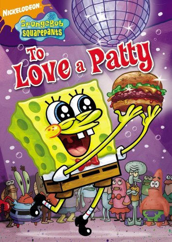 Spongebob Squarepants To Love A Patty DVD Nr