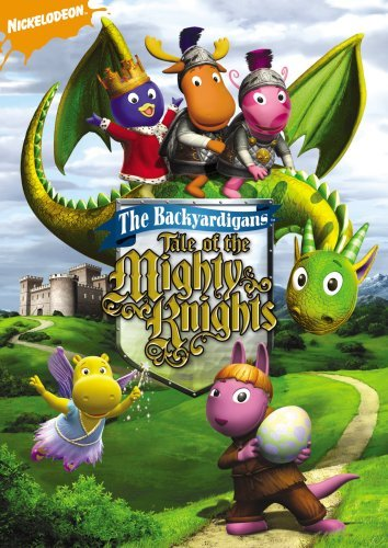 Tale Of The Mighty Knights Backyardigans Nr