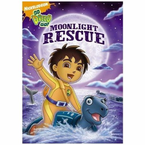 Moonlight Rescue Go Diego Go! Nr