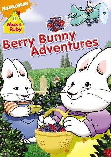 Max & Ruby Berry Bunny Adventures DVD Nr