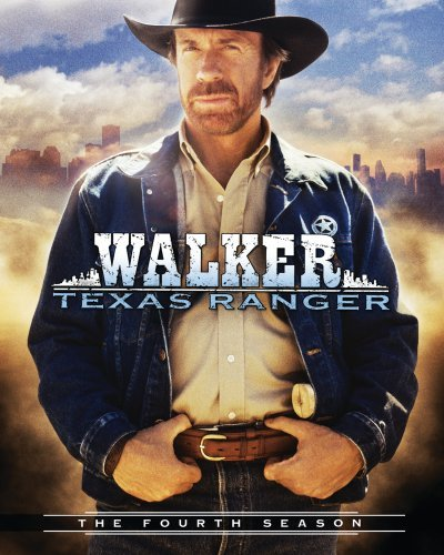 Walker Texas Ranger Season 4 DVD Nr 7 DVD