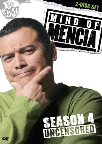 Mind Of Mencia Mind Of Mencia Season 4 Unce Season 4 Nr 2 DVD