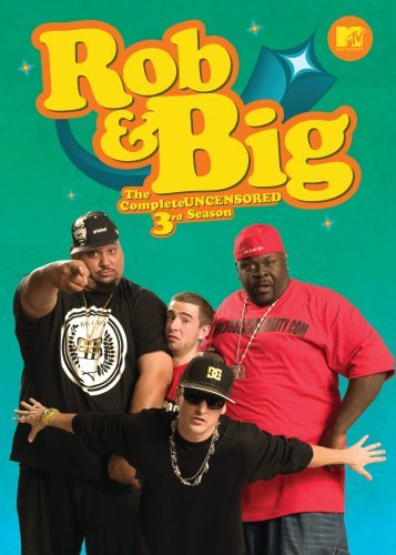 Rob & Big Season 3 DVD Nr 3 DVD