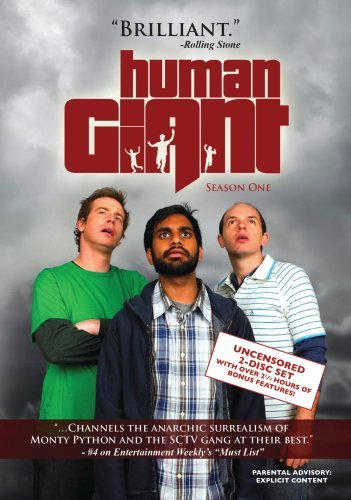 Human Giant Season 1 DVD Nr 2 DVD