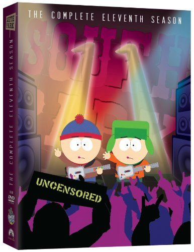 South Park Season 11 DVD Nr