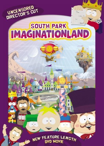 South Park Imaginationland DVD Nr