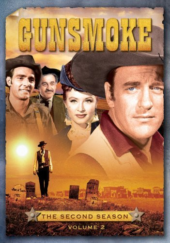 Gunsmoke Gunsmoke Second Season Volume Gunsmoke Second Season Volume