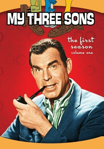 My Three Sons My Three Sons Vol. 1 Season 1 Nr 3 DVD