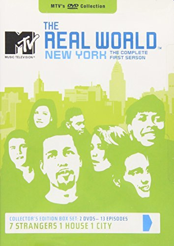 Mtv Real World Mtv Real World New York Compl Nr 2 DVD