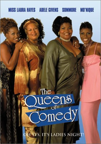 Queens Of Comedy Hayes Givens Sommore Mo'nique Clr Cc 5.1 Ws R