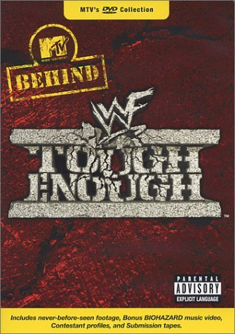 Mtv's Behind Tough Enough Wwf Tough Enough Clr 5.1 Keeper Nr