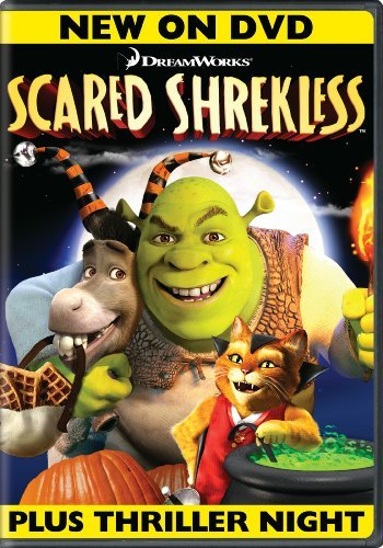 Scared Shrekless Scared Shrekless Ws Nr