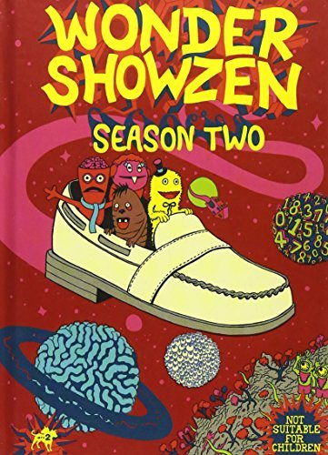 Wonder Showzen Season 2 DVD Nr 2 DVD