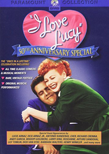 I Love Lucy 50th Anniversary Special Clr Bw Cc Nr