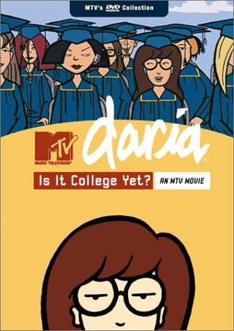 Is It College Yet? Mtv Daria Nr