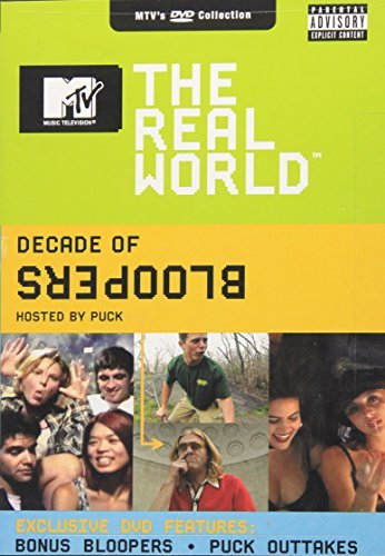 Mtv Real World Decade Of Bloopers Nr Explicit