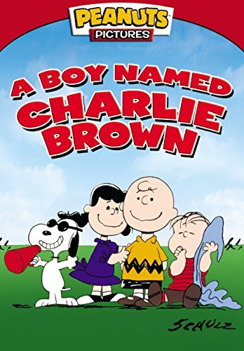 Peanuts Boy Named Charlie Brown DVD G