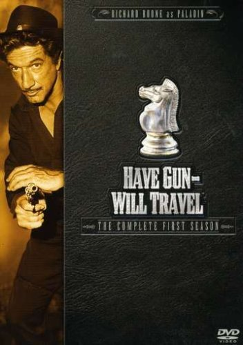 Have Gun Will Travel Season 1 DVD Nr 6 DVD