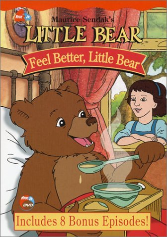Feel Better Little Bear Little Bear Nr