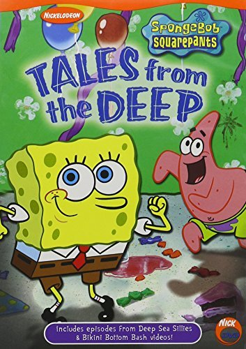 Tales From The Deep Spongebob Squarepants Clr Cc Nr