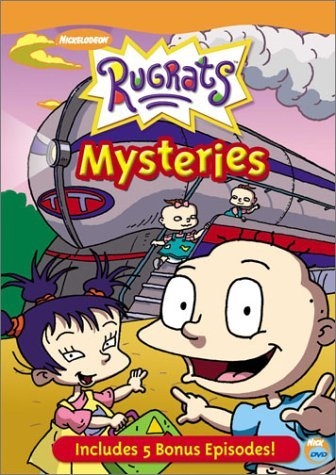 Rugrats Rugrats Mysteries DVD Nr