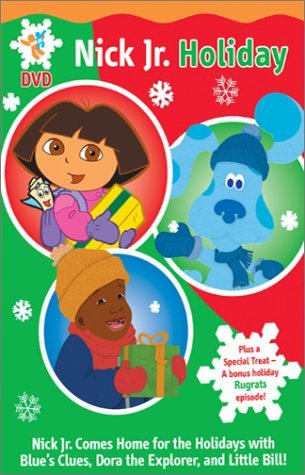 Nick Jr. Holiday Nick Jr. Holiday Clr Cc Nr