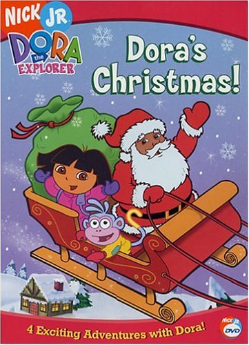 Dora The Explorer Dora's Christmas Clr Nr