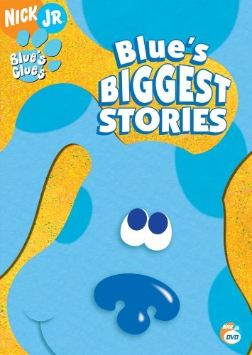 Blue's Biggest Stories Blue's Clues Nr