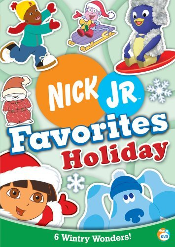 Holiday Nick Jr. Favorites Holiday Clr Nr