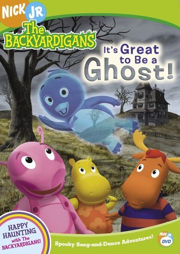 It's Great To Be A Ghost Backyardigans Nr