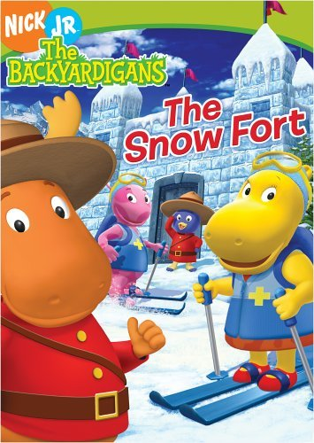 Snow Fort Backyardigans Clr Ws Nr