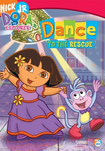 Dance To The Rescue Dora The Explorer Nr