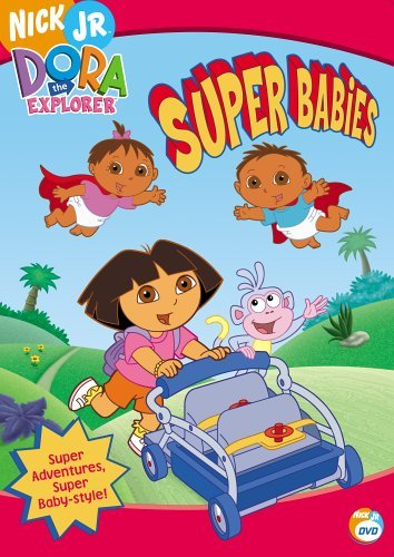 Super Babies Dora The Explorer Nr