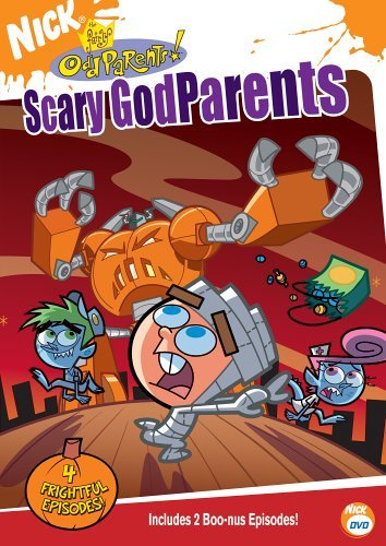Scary Godparents Fairly Oddparents Nr