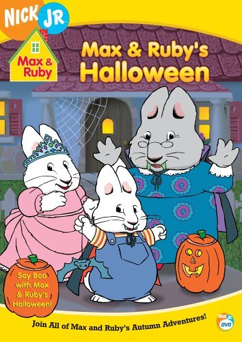 Max & Ruby's Halloween Max & Ruby Nr
