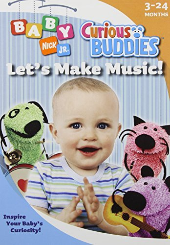 Nick Jr. Baby Curious Buddies Lets Make Music