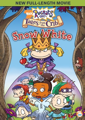 Rugrats Tales From The Crib Snow White DVD