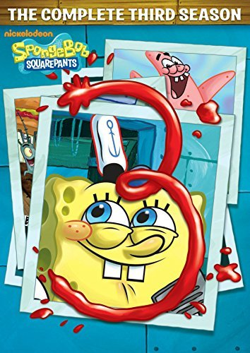 Spongebob Squarepants Season 3 DVD Nr