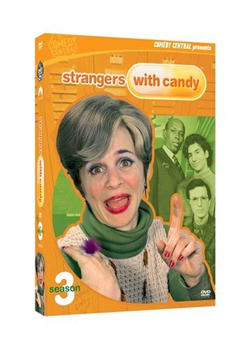 Strangers With Candy Strangers With Candy Season 3 Nr 2 DVD