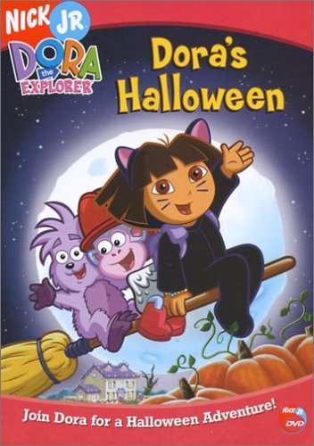 Dora The Explorer Dora's Halloween Clr Nr