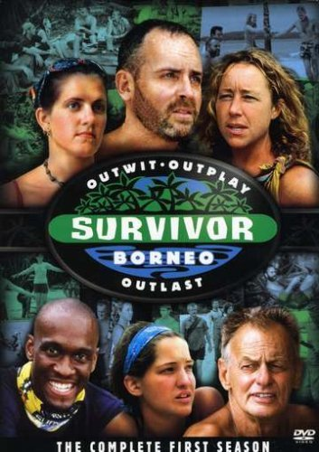 Survivor Season 1 Clr Nr 4 DVD