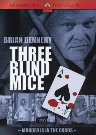 Three Blind Mice Dennehy Masterson Farentino Clr Pg13